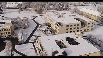 Luftaufnahme Klinik St. Urban, Luzerner Psychiatrie