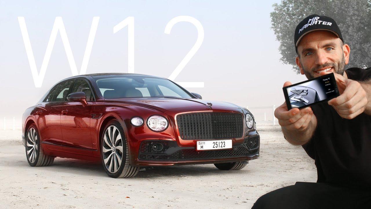تفاصيل هذه السيارة ستصدمك، بنتلي فلاينج سبير - Bentley Flying Spur