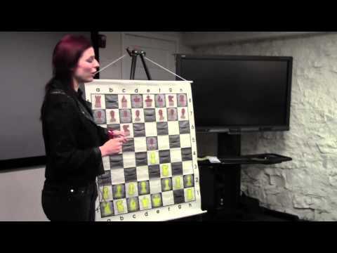 Openings for Beginners - WGM Jen Shahade - 2013.10.27