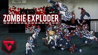 COMO SOBREVIVIR A UN APOCALIPSIS ZOMBIE | Zombie Exploder
