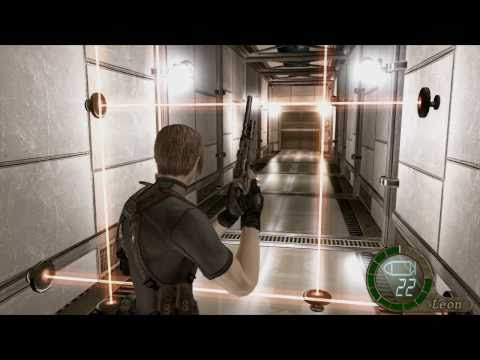 Resident Evil 4 HD Remake Gameplay Footage
