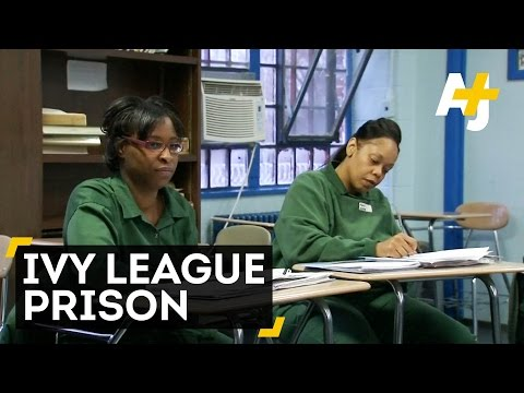 Columbia University Teaches Inmates in NY Prison
