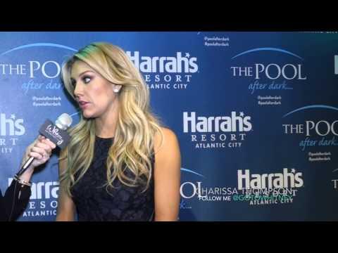 Extra Host Charissa Thompson talks Brian Williams, Mario Lopez, her crush on Lenny Kravitz & more...
