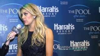 Extra Host Charissa Thompson talks Brian Williams, Mario Lopez, her crush on Lenny Kravitz & more...