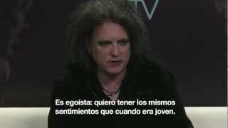 Bilbao BBK Live 2012 :: Entrevista extendida a Robert Smith - The Cure