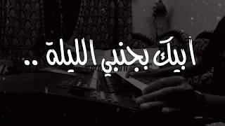 أبيك بجنبي الليلة - نوال الكويتية ( عزفي )