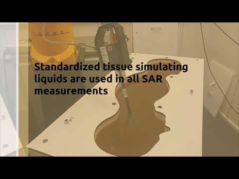 SAR testing