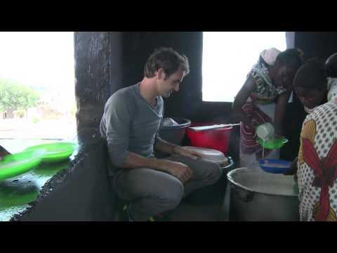 Roger Federer Foundation, Malawi visit