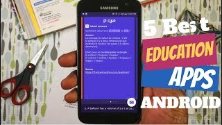 5 Best Education Apps for Android of 2018