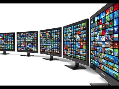 Карта Цифрового Телевидения