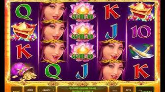 Royal Lotus kostenlos spielen - Novomatic / Novoline