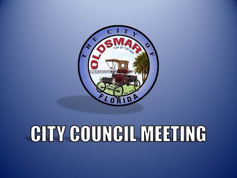 City of Oldsmar Council Meeting, 9/16/2014