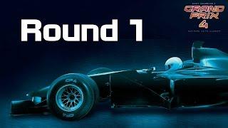 Grand Prix 4 Live Championship - Round 1: Australia