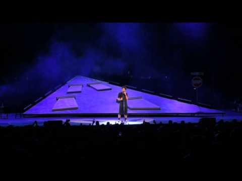 J. Cole- Hello 8/8/15 @ the Xfinity Theatre Hartford, CT