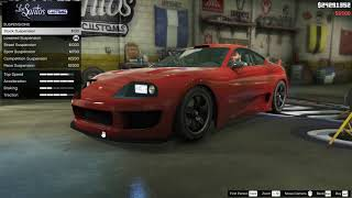 GTA V - Dinka Jester Classic