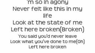 Mclean - Broken with Lyrics