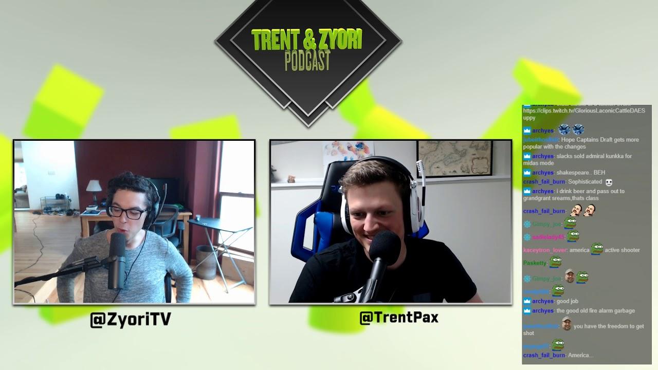 Trent & Zyori #152: TI9 Predictions | ZyoriTV