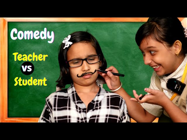Funny Teacher Student Act PART - 2  | #LearnWithPari #learrnwithpriyanshi