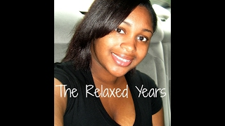 My Natural Hair Journey: The Relaxed Years