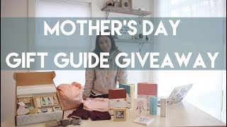 Mother's Day Gift Guide Giveaway