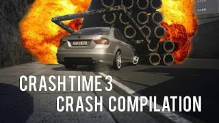 CRASH TIME 3 - CRASH COMPILATION