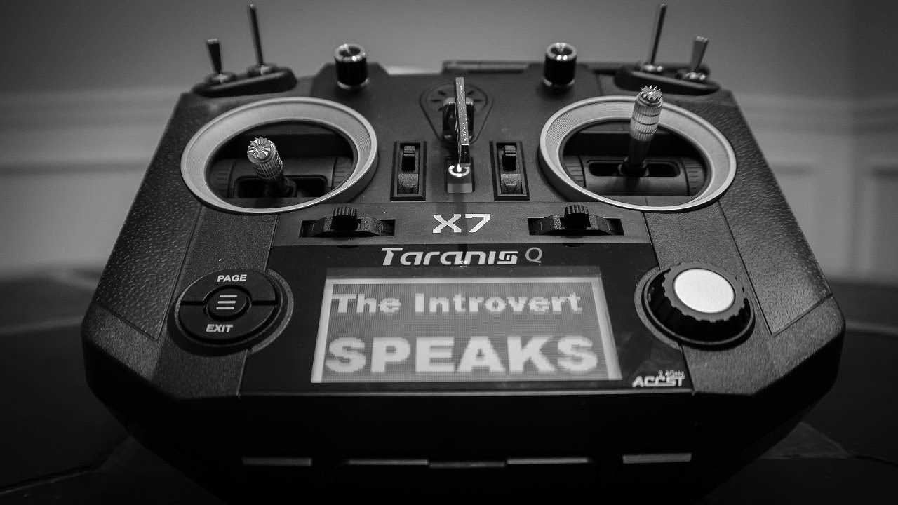 Uploading new firware to Taranis QX7 Transmitter -- OpenTx 2 2 1