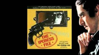 "John Barry - ""A Man Alone"" (The Ipcress File, 1964)"
