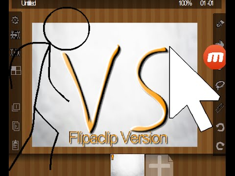 Animator vs Animation Flipaclip version