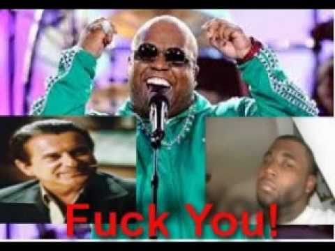 Angry Black Man Sings Along with Cee Lo! - Fuck You (feat. Joe Pesci)