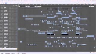 Andreas Tilliander Ljud (MIDI