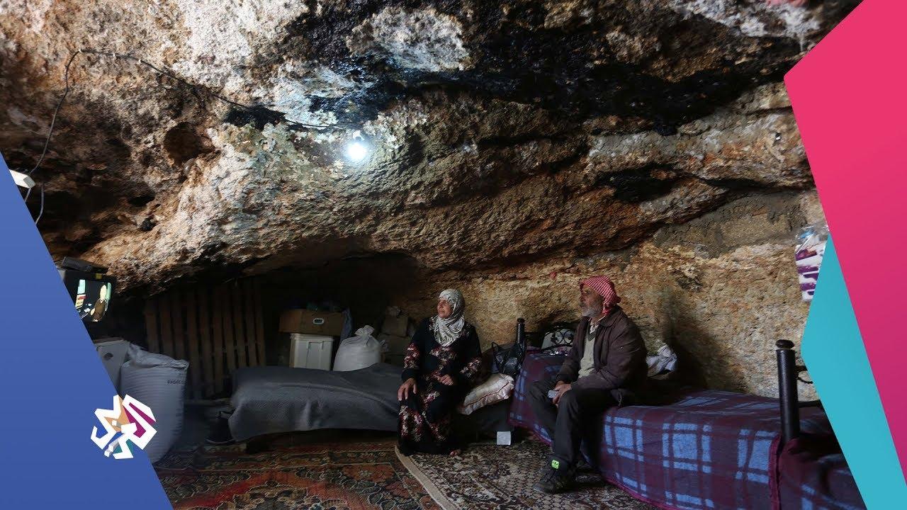قناة العربي:شبابيك│رفضا لتهجير .. فلسطينيون يتخذون من الكهوف منازلا في الضفة الغربية