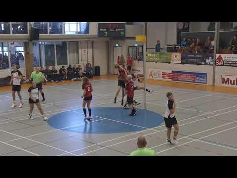 Oranje Wit korfbal U19   RTC Zuid - RTC West   6-13