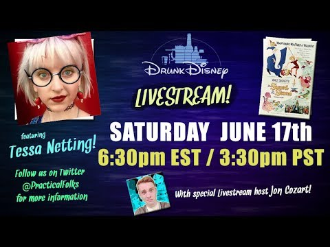 THE SWORD IN THE STONE WITH TESSA NETTING: LIVE!