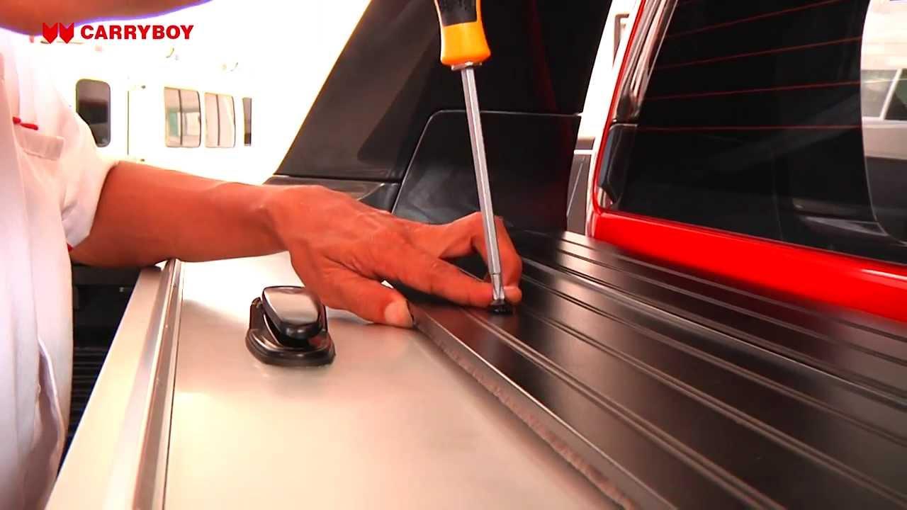 Installation Roller Lid Cb 744r Ford Ranger T6
