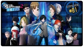 Devil Survivor 2 Record Breaker Ep 81: Yesterday