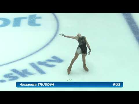 Александра Трусова, КП   ISU CS 27th Nepela Memorial 2019