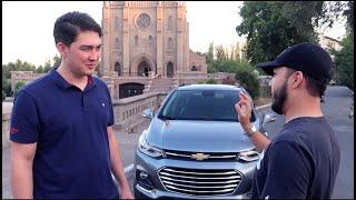 Chevrolet Tracker Premier olish kerakmi? | test drive