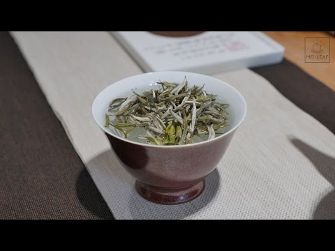 Visiting a Beijing Tea Market