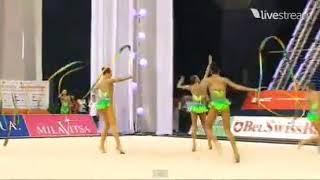 Каролина Севастьянова гимнастка