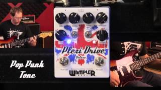 Wampler Pedals Plexi-Drive Deluxe Demo