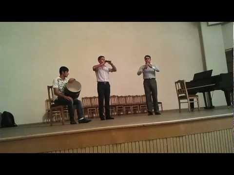 Arayik Moso Muradyan  Армянский дудук new 2012
