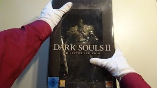 UnBoxingBoxes | DARK SOULS II Unboxing Collector´s Edition (ASMR)