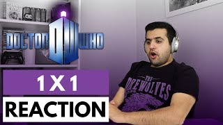 Doctor Who 1x01 Reaction | Rose