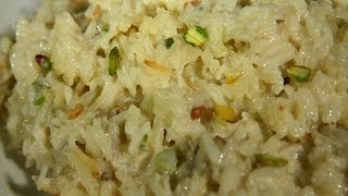 """""""diwali Special"""" How To Cook Bhatachi Kheer (rice Pudding) By Archana"""