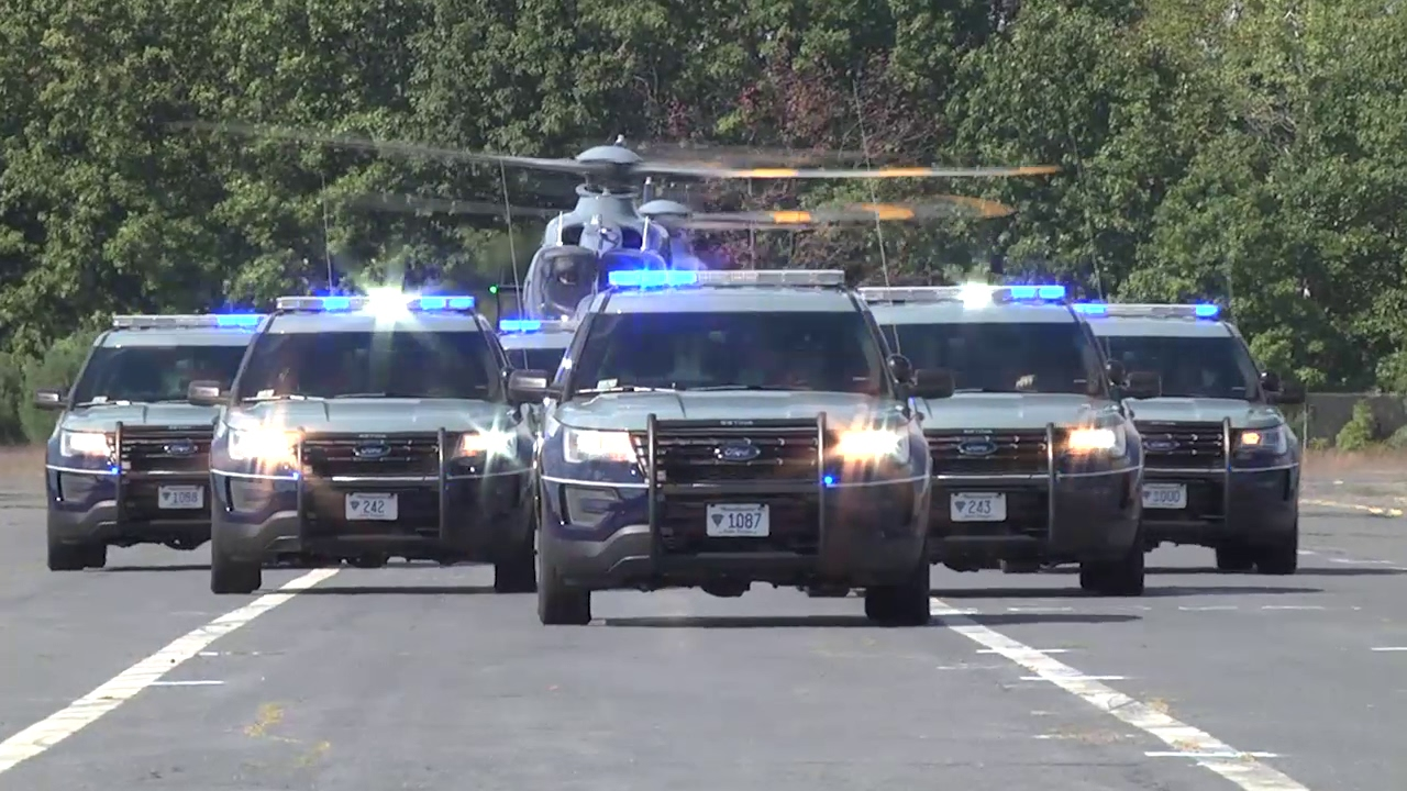 The Exam to Become a Mass State Trooper is Coming Up