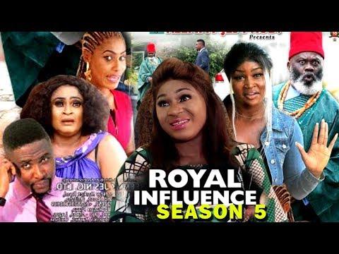 ROYAL INFLUENCE SEASON 5 -  Movie) 2019 Latest Nigerian Nollywood Movie Full HD