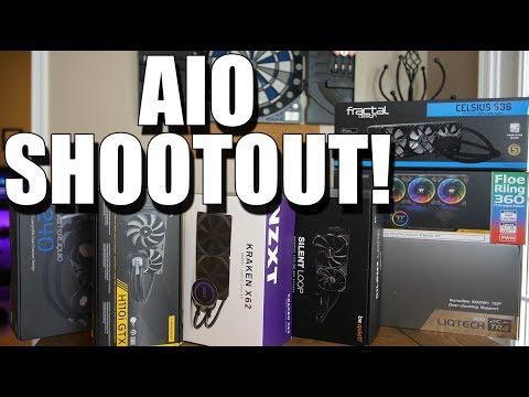 Which AIO Liquid Cooler is Best?