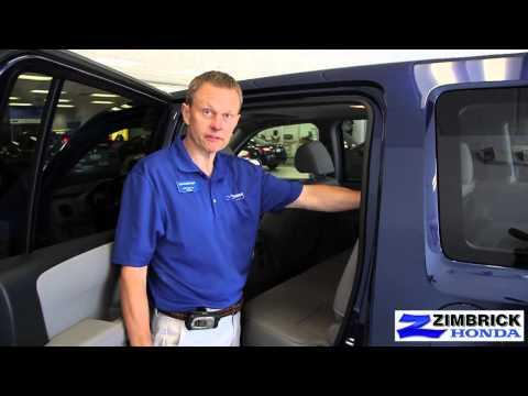 2013 Honda Pilot Video Presentation By Lynn At Wisconsin Honda Dealer Zimbrick