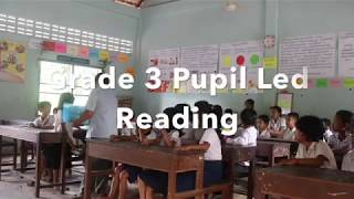 Grade 3 Pupil Led Reading