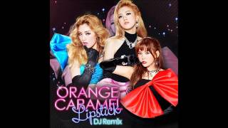 Orange Caramel - Lipstick Remix (DJ Vodge Diper)